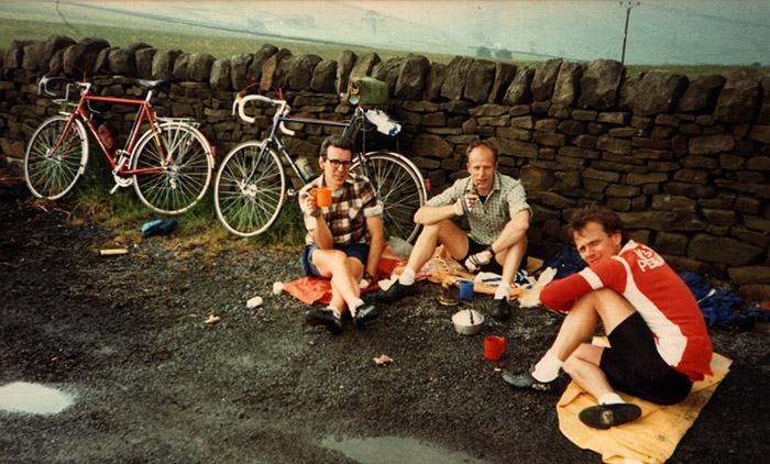 Barry Jones ABC Centreville Cyclist 1986