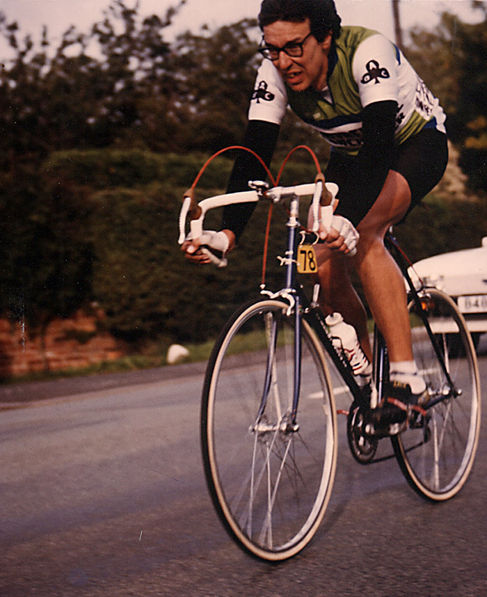 Barry Jones centreville cycling club south pennines