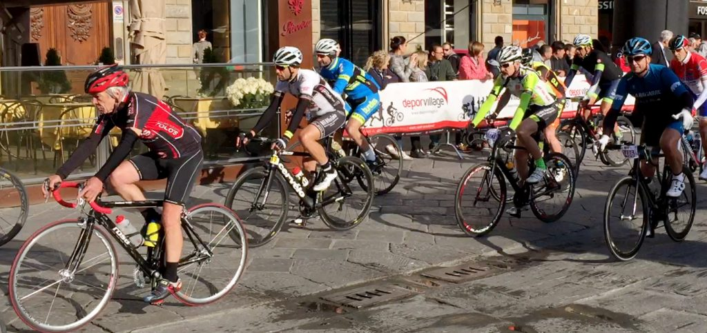 Toni ABC Centreville Cycling Club_Florence Grand Fondo 2