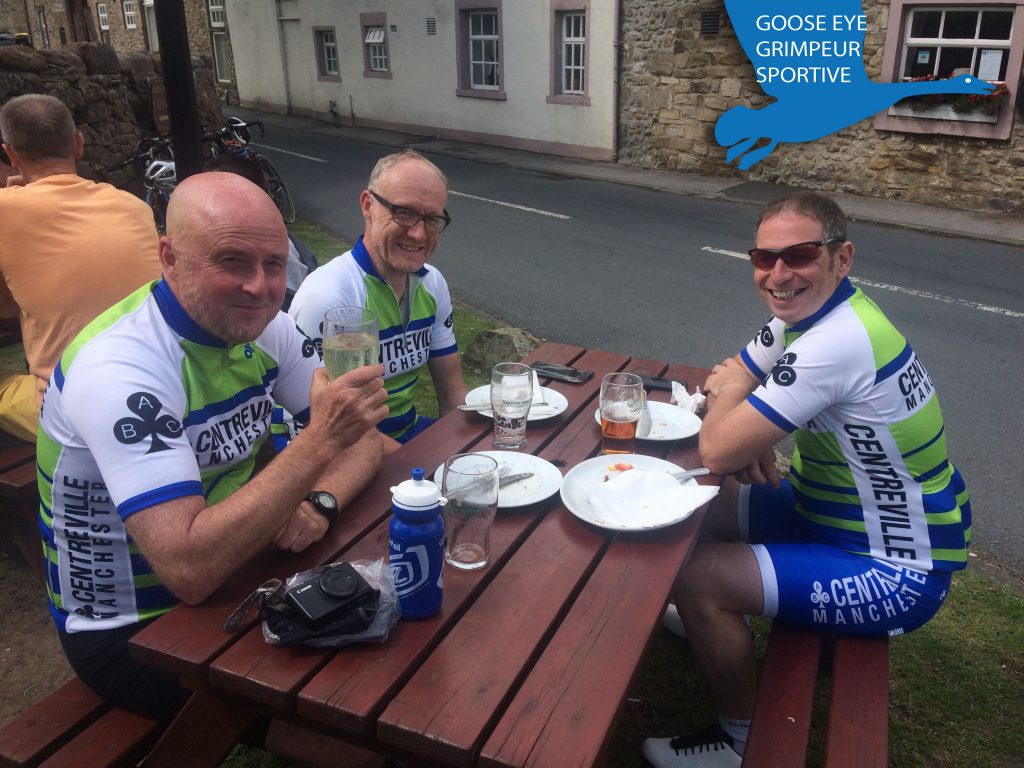 32 Goose Eye Sportive_Garstang pub stop_ABC Centreville Cycling Club