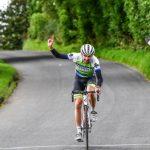 Louis wins Hadrian's Wall Road Race 2017