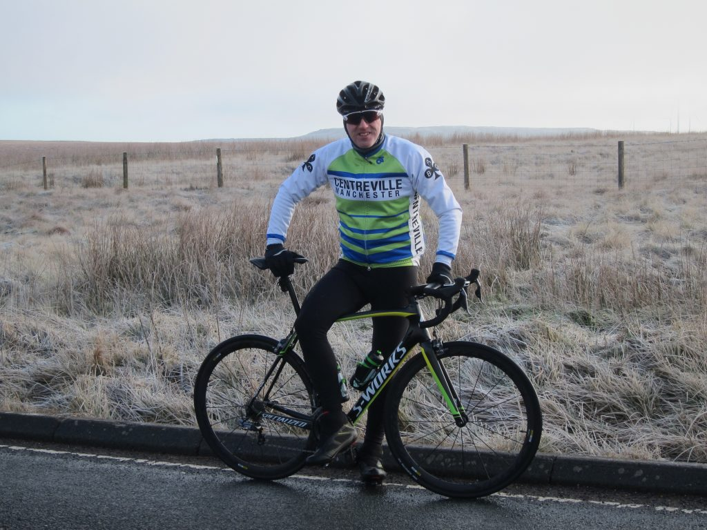 ABC Centreville Cycling Club Manchester South Pennines_reliability ride 2018_Owen mechanical