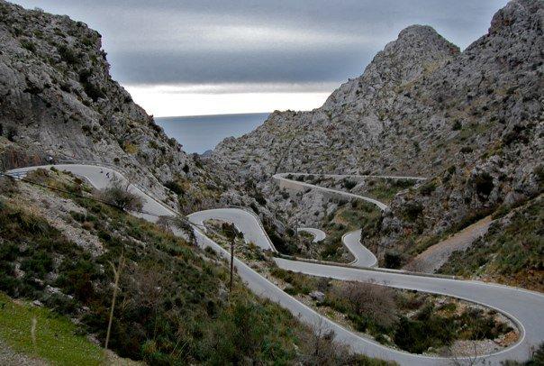 Majorca road