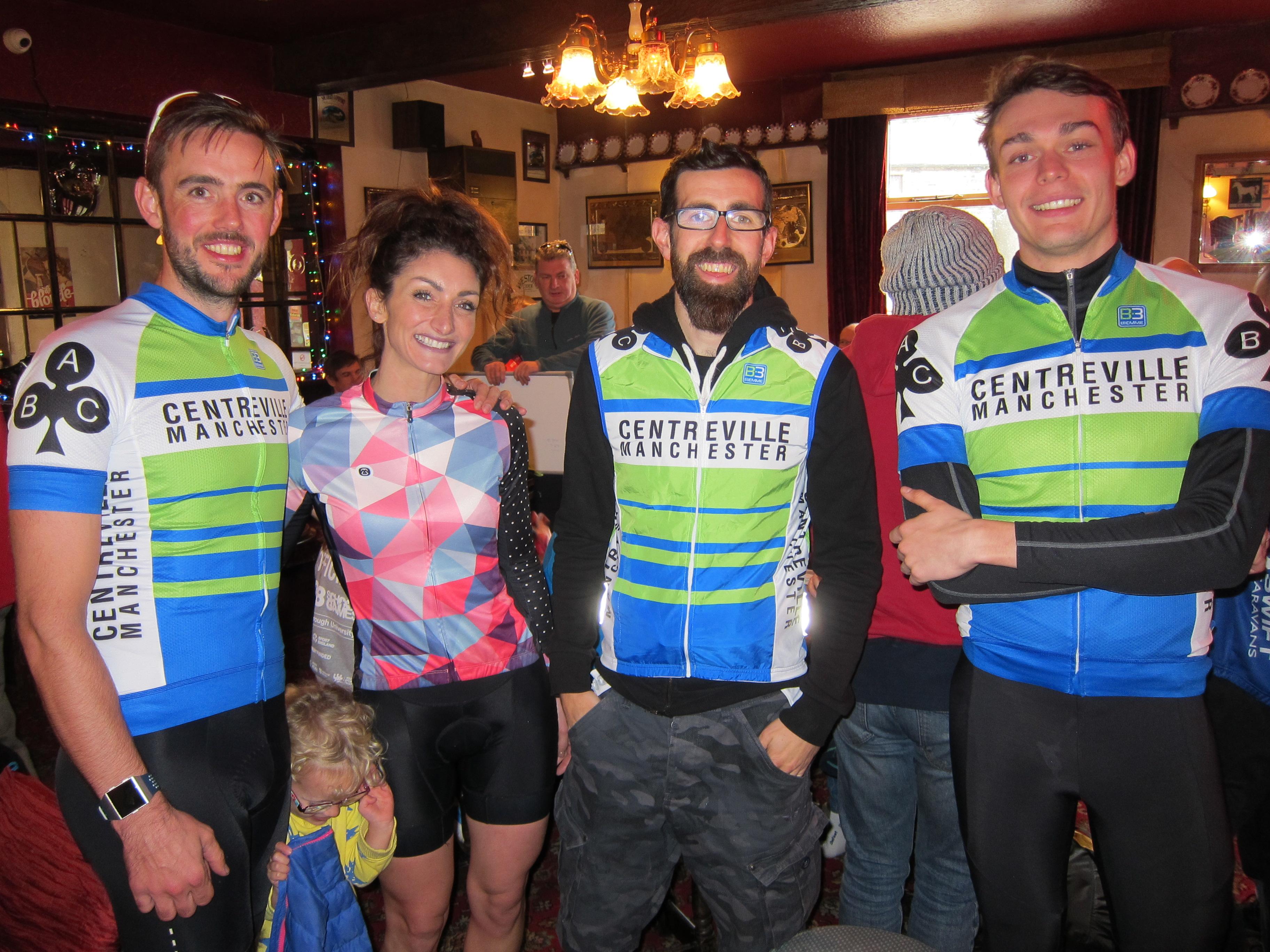 ABC Centreville Cycling Club Littleborough