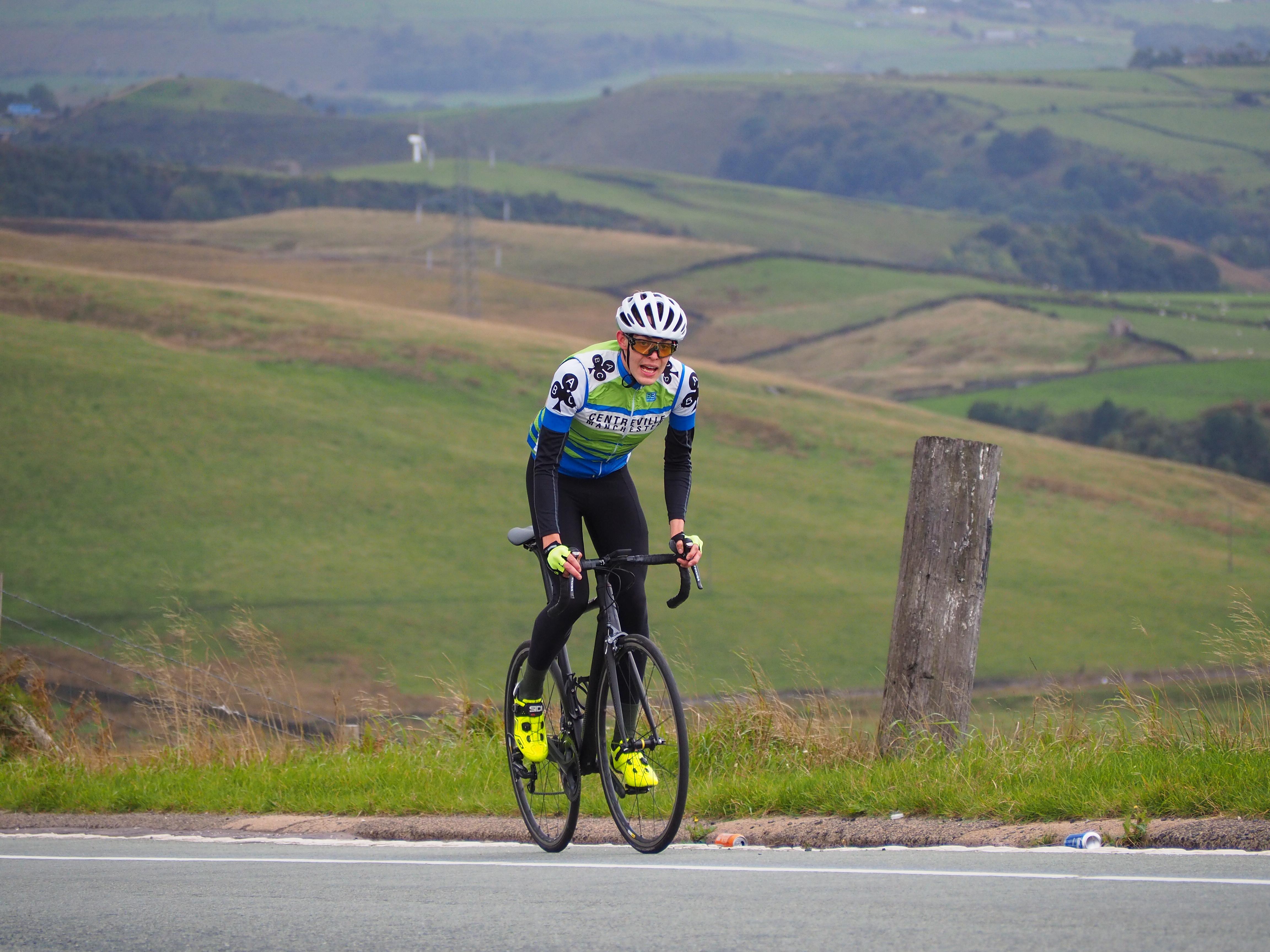 ABC Centreville Cycling Club Hill Climb 2018